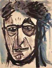 Raymond Queneau Autoritratto
