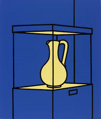 brocca, Patrick Caulfield