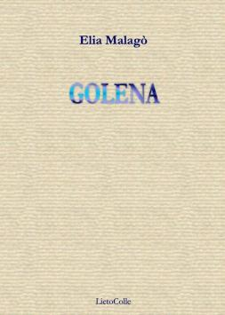 Elia Malagò Golena copertina