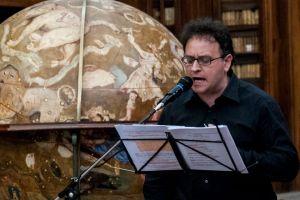 Marco Onofrio alla Biblioteca Casanatense di Roma legge Emporium, 2013