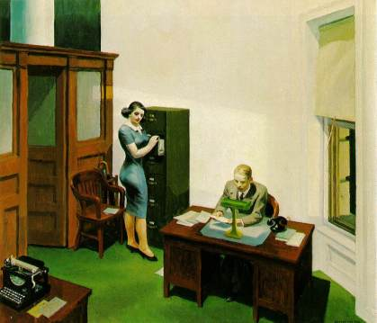 edward hopper-office-night