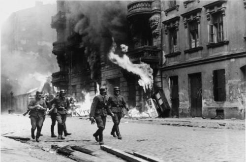 Polonia assedio del Ghetto di Varsavia