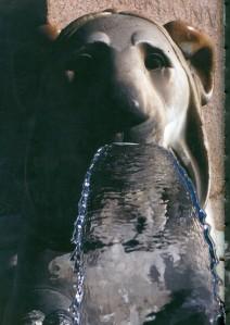 Fontana a Piazza del Popolo