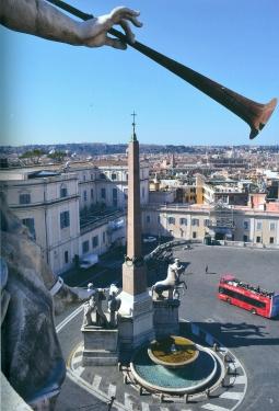 Roma Palazzo della Consulta - Quirinale