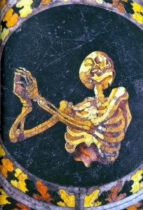 Santa Maria della Vittoria - La Morte.