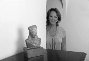 Isabella Vincentini foto di Dino Ignani