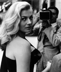 la grande bellezza Anita Ekberg fotografata