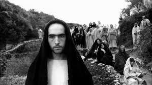 fotogramma film Il vangelo secondo Matteo