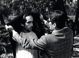 fotogramma film Il vangelo secondo Matteo.
