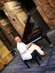 giorgio linguaglossa 5 agosto 2015 teatro Marcello