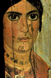 Fayyum-Portrait- 120-140 d.C.