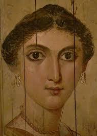 Fayyum ritratto femminile (120-140 d.C.)