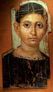 Fayyum Portrait (120-140 d.C.)