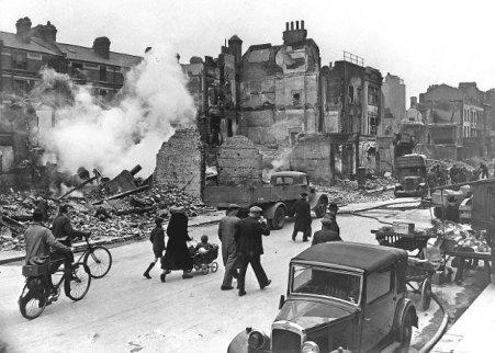 polonia-bombardamenti