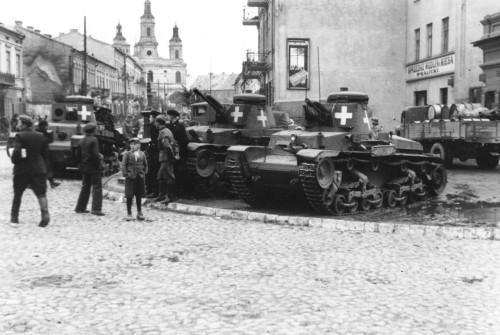 polonia occupazione tedesca