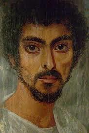 roma Fayyum ritratto di uomo