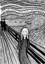 The_Scream___Eugeal_version_by_Eugeal