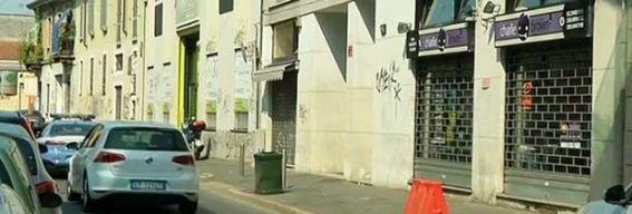 città scorcio urbano