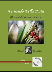Fernando Della Posta Gli Aloni del Vapore d'Inverno - Cover 2