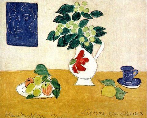 pittura Henri Matisse 1941