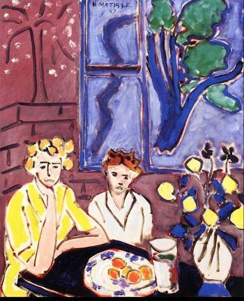 Henri Matisse - 1947