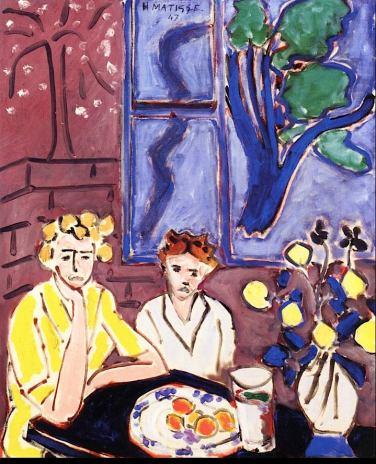pittura Henri Matisse - 1947