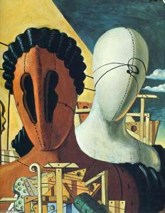 De-Chirico-The-Two-Masks