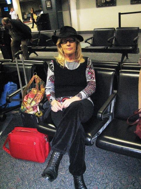 Duska Vrhovac Miami Airport 2.17. 08