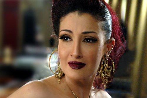foto Ghada Abdel Razek arab actress