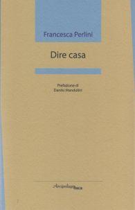 Francesca Perlini Cover DIRE CASA