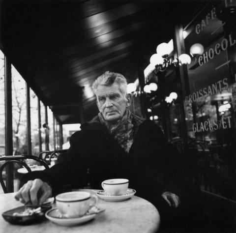 foto Samuel Beckett