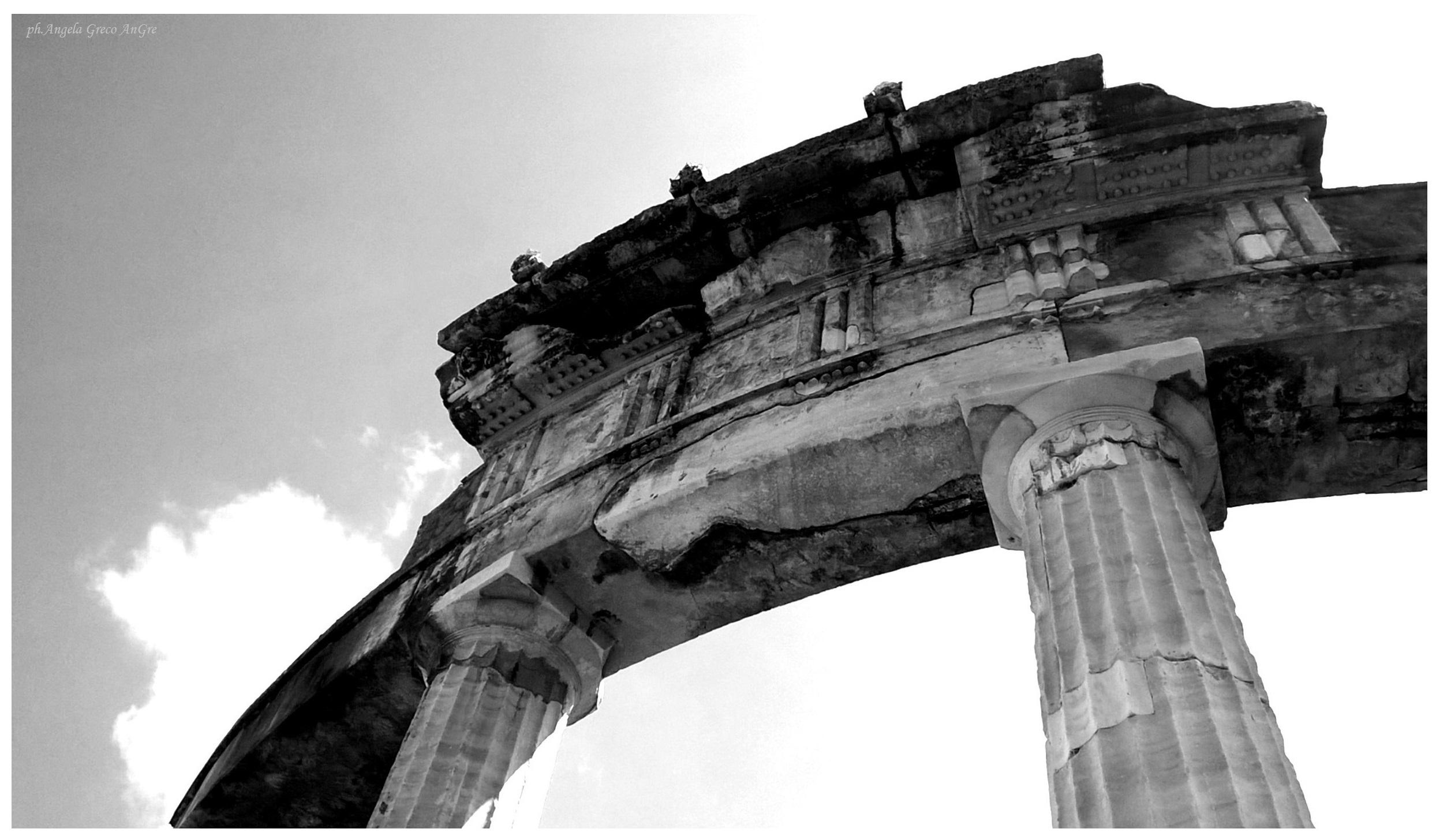 Roma archi tesi di Angela Greco