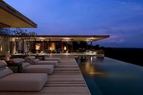 foto Bali struttura di lusso situata nella splendida isola
