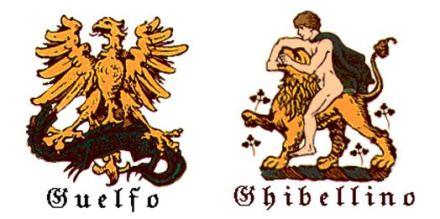 Guelfi-ghibellini