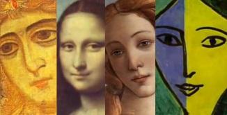 pittura ritratti-di-donna