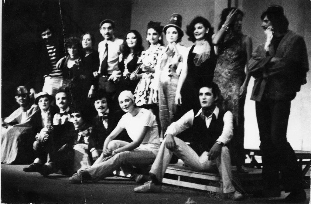 antonio sagredo Politecnico Teatro 1974-skomorochi (2)