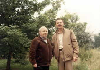 Tadeusz Różewicz Paolo Statuti 1990
