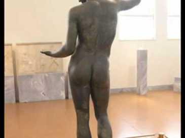 grecia AENAOI NEFELAI - Efebo di Maratona