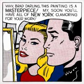 Roy Lichtenstein Masterpiece
