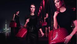 Louis Vuitton L'ultima fermata della campagna Chic