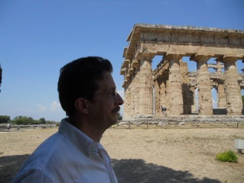Steven Grieco a Paestum
