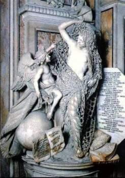 Paolo Valesio scultura Napoli