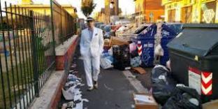 roma La grande bellezza fotogramma Jep Gambardella in una strada di Roma