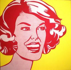 gif-stampa-su-tela-canvas-roy-lichtenstein-head-red