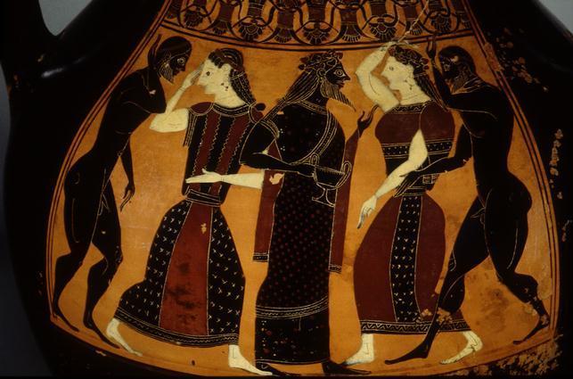grecia scene di omero