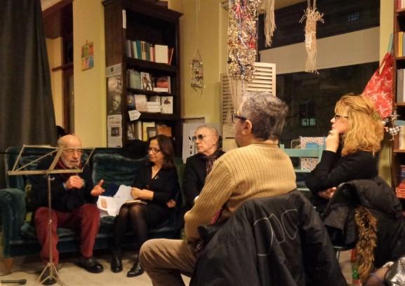 Laboratorio 8 marzo Franco Di Carlo