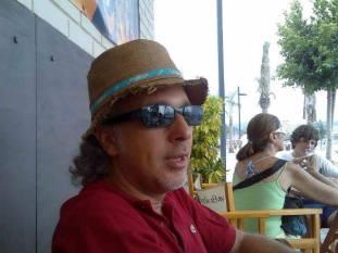 Andrea Margiotta al bar