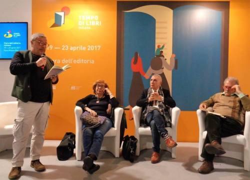 Fiera del Libro Milano 20 apèrile 2017