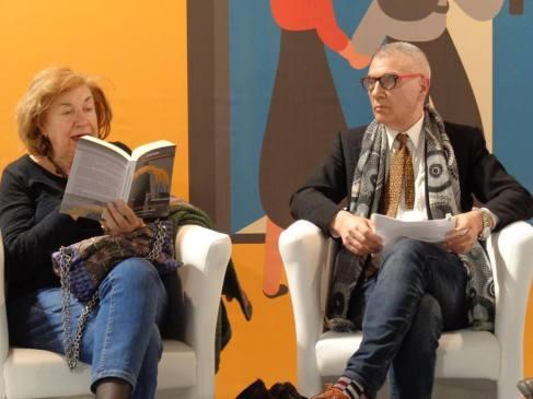 Fiera del Libro Milano 2017 Donatella Bisutti
