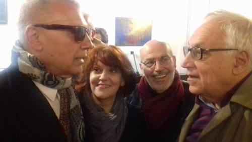 Giorgio Linguaglossa Aleph, Roma, 2017 Sabino Caronia